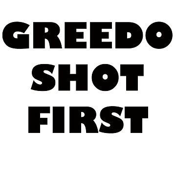 Greedo Shot First by BandKids4Life