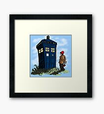 The Doctor's Wife Framed Print