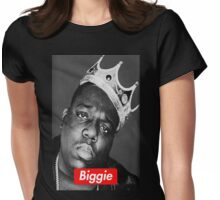 """Biggie """"Big"""" Collection Womens Fitted T-Shirt"""