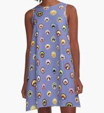 Daria's World A-Line Dress