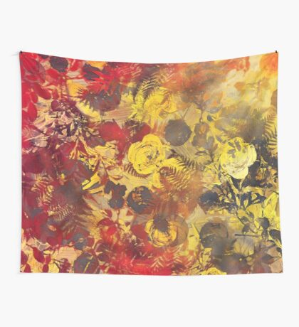 flowers 15 Wall Tapestry