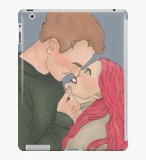 Remus and Tonks Scars iPad Case/Skin