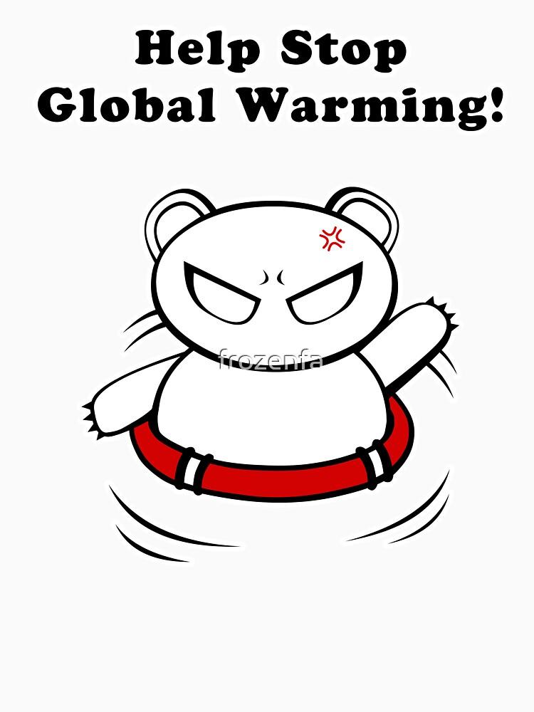 Stop Global Warming! by frozenfa