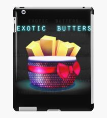 Exotic Butters iPad Case/Skin