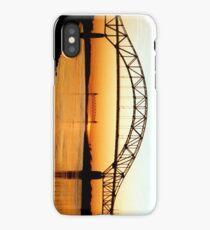 Cape Cod Bourne Bridge iPhone Case