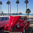Huntington  Beach Car Show by CarolM