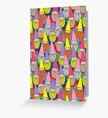 Mister Gnome Greeting Card