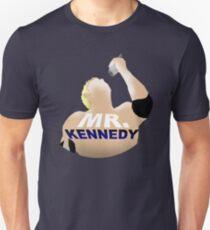 MIIIIIIISTEEEEEEEEEEEEEEEEER! | Mr. Kennedy | Mr. Anderson Unisex T-Shirt