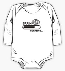 Brain loading One Piece - Long Sleeve