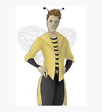 Bumblebee Jack Photographic Print