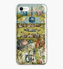 Hieronymus Bosch - Garden of Earthly Delights iPhone Case/Skin