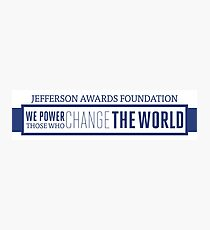 We Power Those Who Change the World Photographic Print
