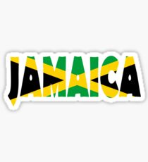 Jamaika Sticker