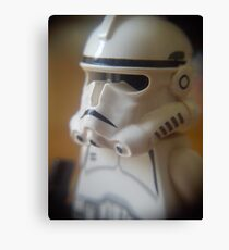 Clone Trooper Canvas Print