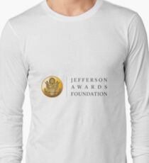 Medallion with Match Up Long Sleeve T-Shirt