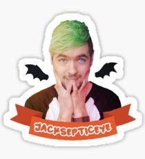 Halloween Jack! Sticker
