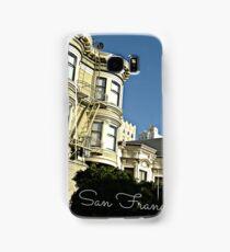 """ San Francisco "" Samsung Galaxy Case/Skin"