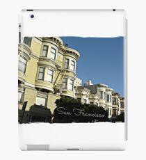 """ San Francisco "" iPad Case/Skin"