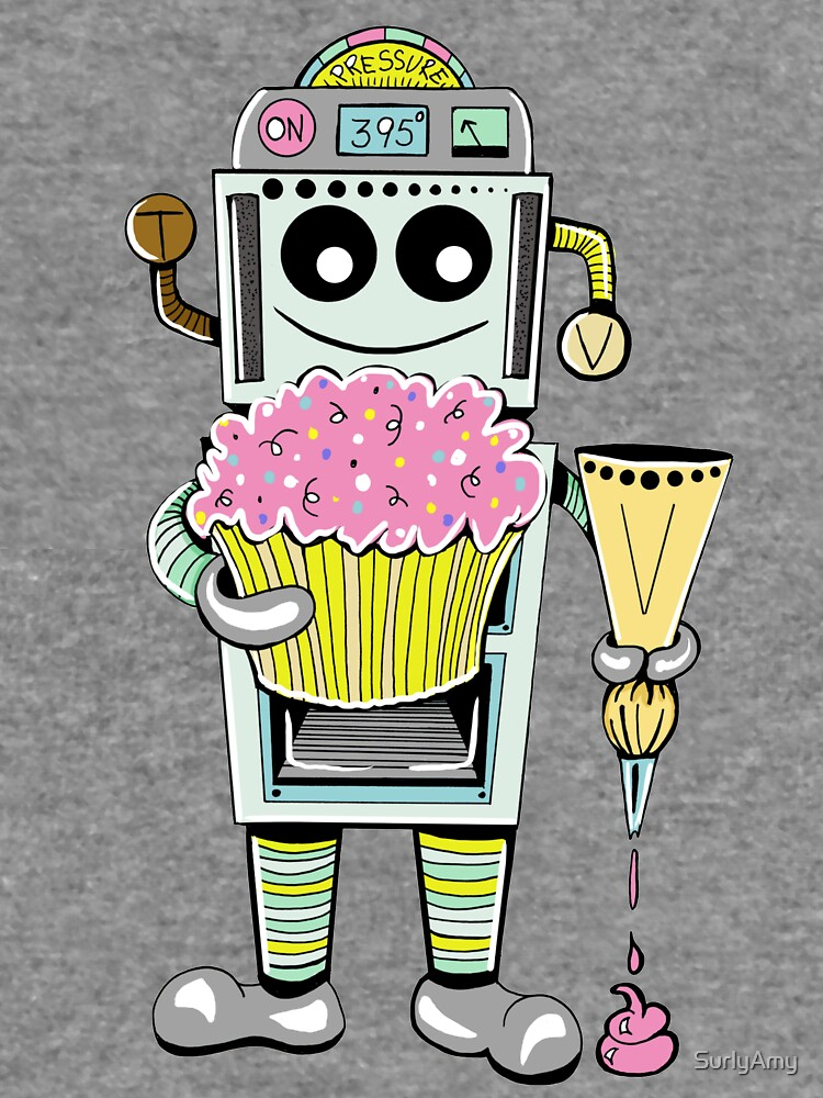 Birthday Cupcake Bake Bot by SurlyAmy