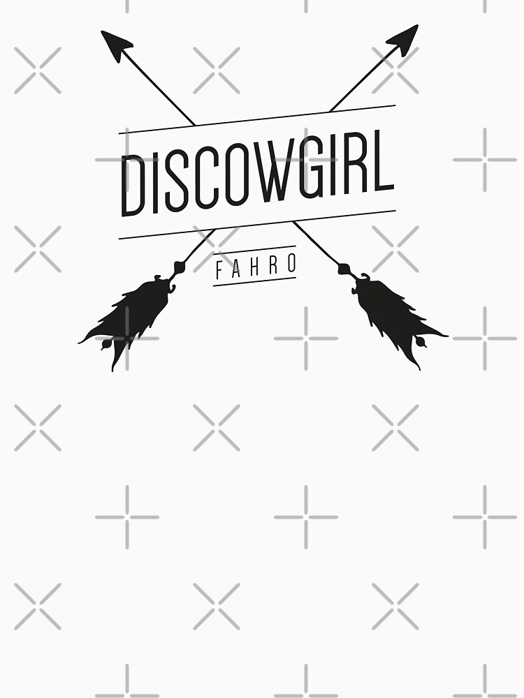 «DISCOWGIRL V2 - B» par FAHRO