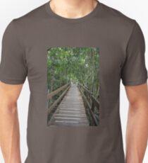 BOARD WALK TO THE DAINTREE RIVER  T-Shirt