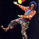 Clowning Around by Kenneth Hoffman