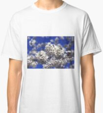 Cherry Tree Blossoms Classic T-Shirt