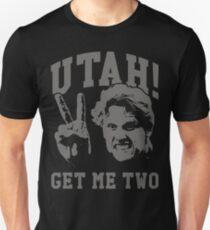 Utah Get Me Two Slim Fit T-Shirt
