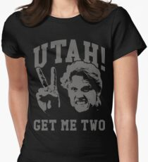 Utah Get Me Two Women's Fitted T-Shirt
