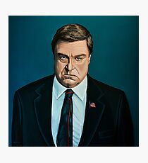 John Goodman Painting Photographic Print