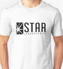Star Labs - The Flash T-Shirt