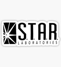 Star Labs - The Flash Sticker