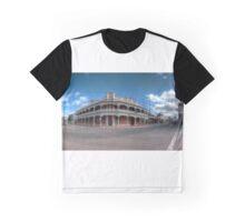 York Panorama Graphic T-Shirt