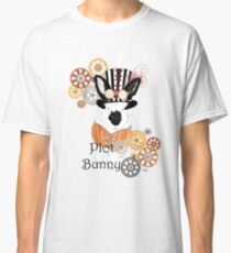 Plot Bunny - Steampunk Classic T-Shirt
