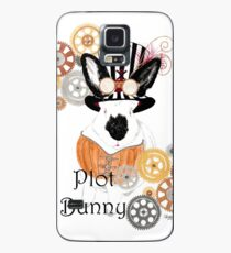 Plot Bunny - Steampunk Case/Skin for Samsung Galaxy