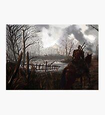 Witch Hunter Raids Photographic Print