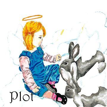 Plot Bunny - Religious by ArtbyMinda