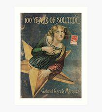 100 Years of Infinite Sadness  Art Print