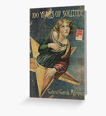 100 Years of Infinite Sadness  Greeting Card