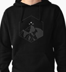 The Night Court Pullover Hoodie