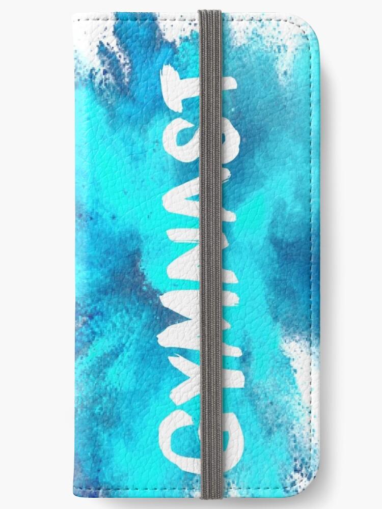 Turner - blaue Explosion von Flexiblepeople