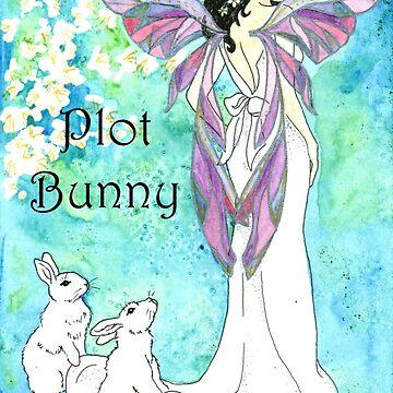 Plot Bunny - Fantasy 1 by ArtbyMinda