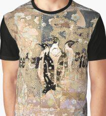 REEFER PLUS ORIGAMI SUNRISE Graphic T-Shirt