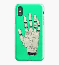 THE HAND OF DESTINY / LA MANO DEL DESTINO iPhone Case