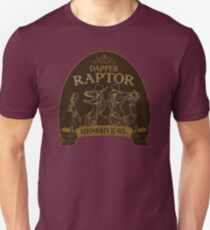 Dapper Raptor Unisex T-Shirt