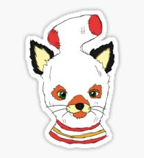 Fantastic Mr.Fox - Ash Sticker