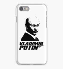 Putin, Vladimir Putin. iPhone Case/Skin