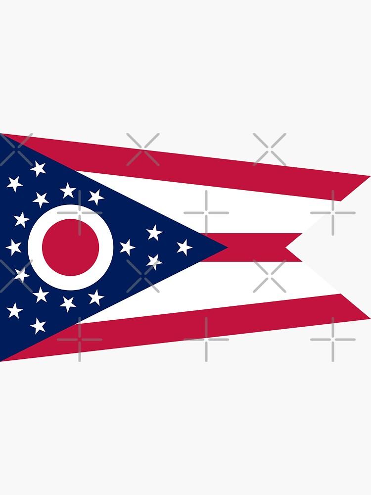 Bandera de Ohio de states