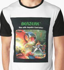 Berzerk Video Game Graphic T-Shirt