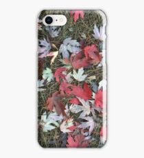 Fall Leaves    If you like, please purchase an item, thanks iPhone Case/Skin